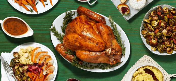Hello Fresh 2019 Thanksgiving Day Boxes Available Now!