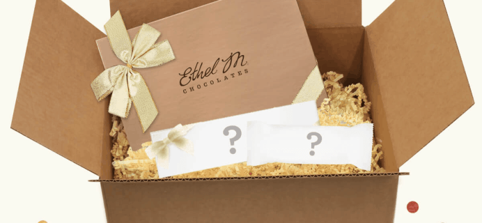 Ethel M Chocolate Of The Month Club – Review? Available Now + Spoilers!