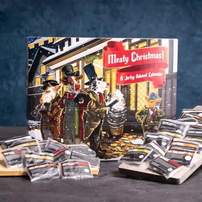 2019 Man Crates Jerky Advent Calendar Available Now!