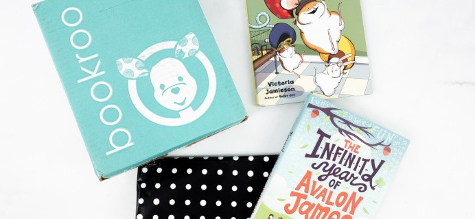 Bookroo October 2019 Subscription Box Review + Coupon – CHAPTER BOOKS