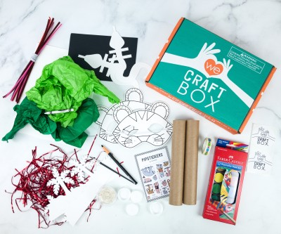 We Craft Box Black Friday Deal: FREE Box With Longer Length Subscription!