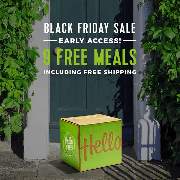 The Best Food Black Friday Subscription Box Deals Hello Subscription