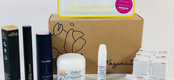 Vegancuts Beauty Box November 2019 Subscription Box Review + Coupon