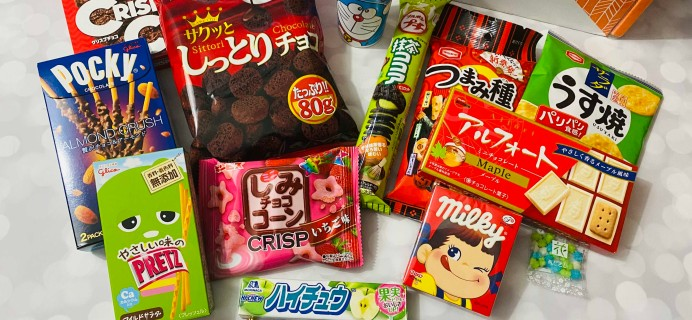 ZenPop Japanese Packs December 2019 Review + Coupon – Sweets Box