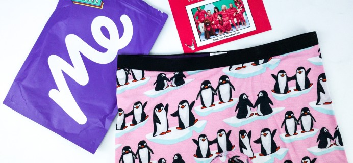 MeUndies November 2019 Subscription Review – Women's