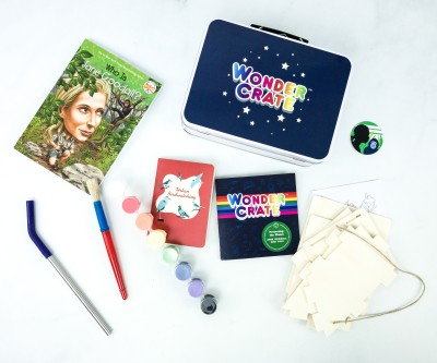 Wonder Crate November 2019 Subscription Box Review + Coupon!