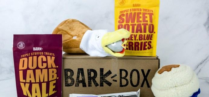 Barkbox November 2019 Subscription Box Review + Coupon – Large Dog