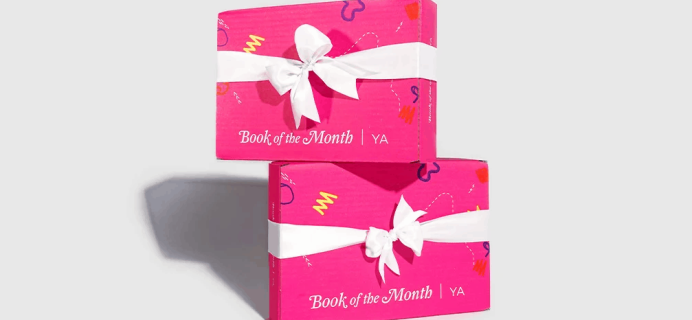 Book of the Month YA Black Friday Gift Sale: Save $10 on 6+ Month Gift Subscription!