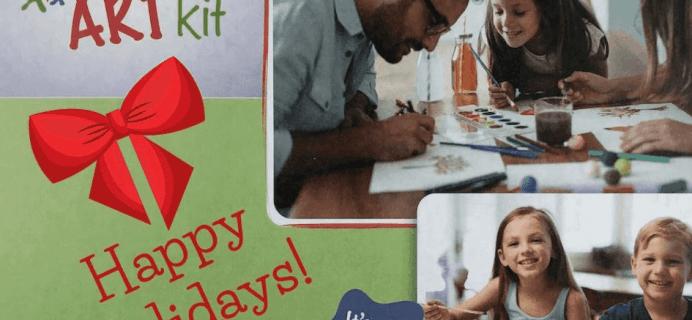 I Create Art Kit Black Friday 2019 Coupon: Get FREE Month & More!