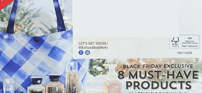 Bath & Body Works Black Friday 2019 VIP Tote Coming Soon + Full Spoilers!
