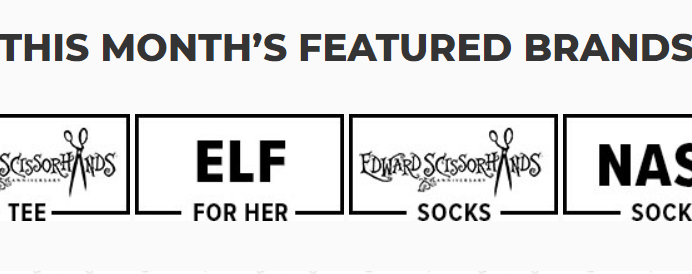 December 2019 Loot Wear Spoilers & Coupons!