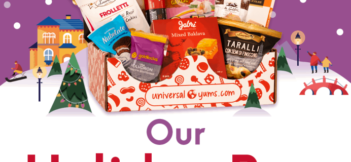 Universal Yums Black Friday Deal ENDS TONIGHT: FREE Yums pack!
