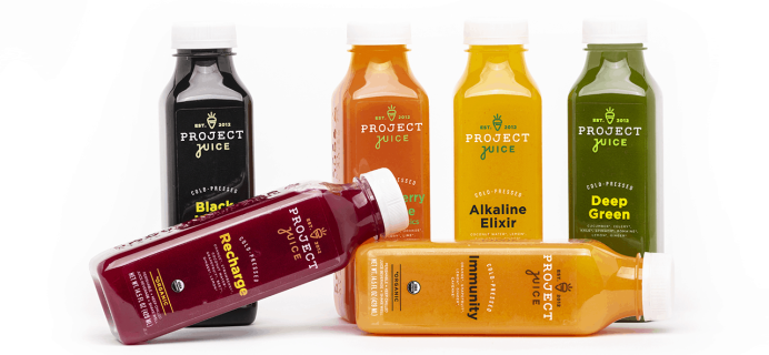 Project Juice Cyber Monday Deal: Save 25% Off $150+ Orders – Sitewide + 5 FREE Immune Boosts!