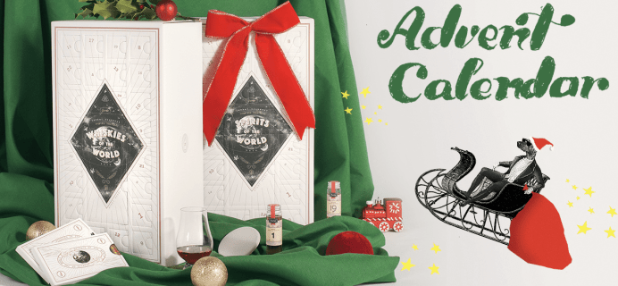 2019 Flaviar Advent Calendar and Holiday Memberships Available Now!