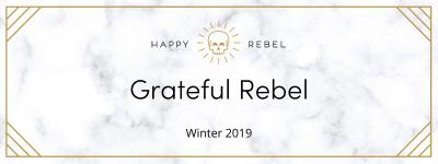 Happy Rebel Box Winter 2019 Full Spoilers