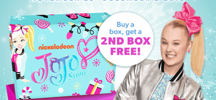 The Jojo Siwa Box Black Friday & Cyber Monday Deal Preview!