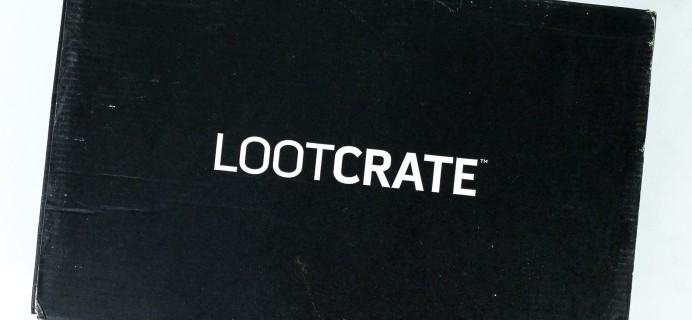 Loot Crate July 2019 Review + Coupons – JOURNEY