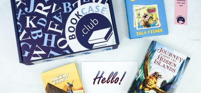 Kids BookCase Club November 2019 Subscription Box Review + 50% Off Coupon! – PRE TEEN