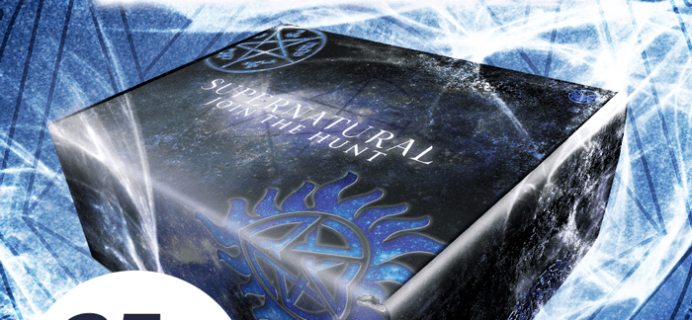 Supernatural Box Black Friday & Cyber Monday Deal Preview!