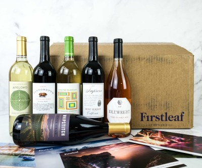 Firstleaf Wine Club November 2019 Subscription Box Review + Coupon