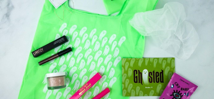 Slutbox by Amber Rose October 2019 Subscription Box Review & Coupon {NSFW}