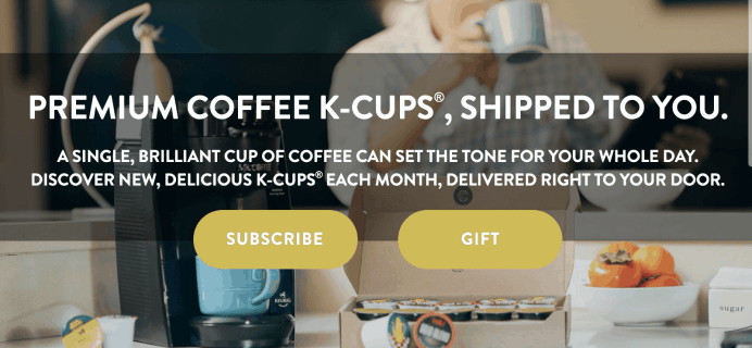 Coffee Cargo Black Friday & Cyber Monday Deal: Get 10% off your Gift or Subscription!