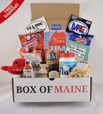 Box Of Maine Black Friday Sale: Save 25% on all subscriptions!