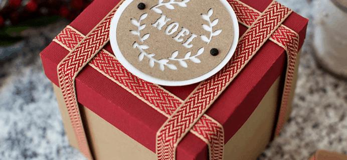 Cricut Mystery Box Available Now – Digital Giftery Box!