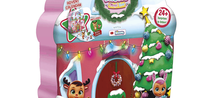 Cry Babies Magic Tears Ruthy Advent Calendar $6 Off Today ONLY!