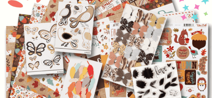 Scrapbooking Store Cyber Monday Deal: Get 15% off first scrapbooking kit!