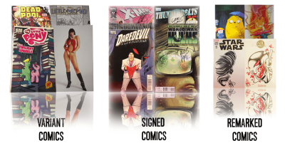 ComicRealm Cyber Monday Coupon: Save 30% on Comics, Manga, Funkos!