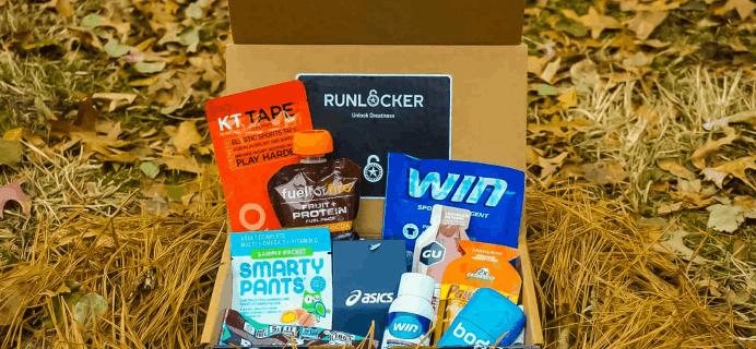 RunLocker Black Friday Deal: Save 25% on Running Gear Subscriptions!
