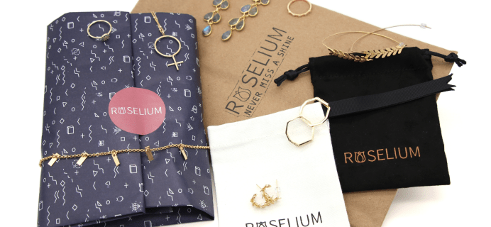 Roselium Black Friday Deal: Save 25% on jewelry subscriptions!