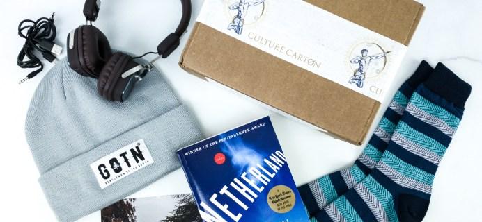 Culture Carton November 2019 Subscription Box Review + Coupon