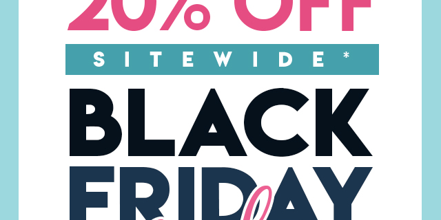 Fat Quarter Shop Black Friday Sale: Save 20% + FREE Black Friday Grab Bag!