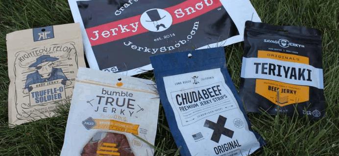 Jerky Snob Black Friday Deal: Get 15% off All Orders of Jerky Snob