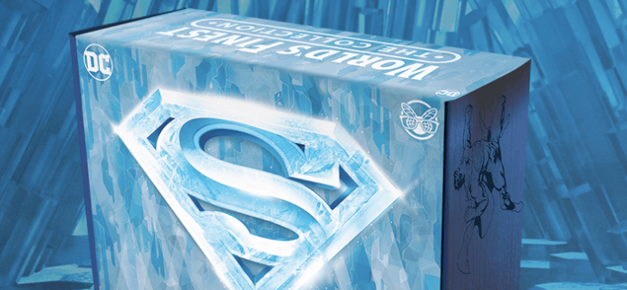 DC Comics World's Finest Black Friday 2019 Coupon: Get 25% Off Your First Box!