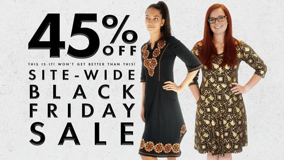 Svaha Black Friday 2019 Sale: Save 45% Sitewide!