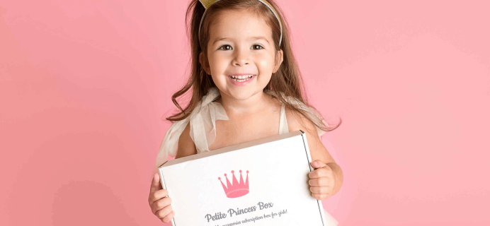 Petite Princess Box Black Friday Deal: Save 25% for Black Friday!