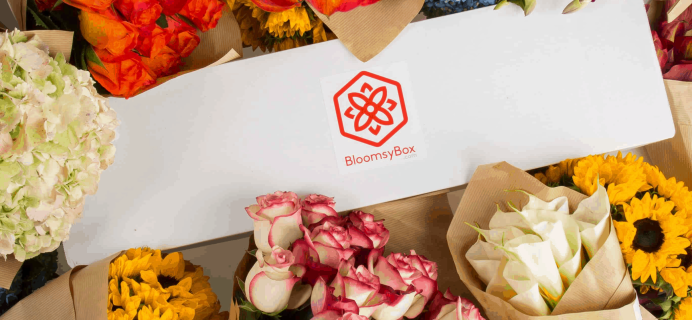BloomsyBox Cyber Monday Deal: Get 25% off SITEWIDE!