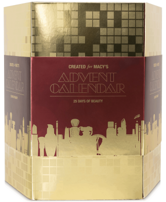 2019 Macy's Beauty Advent Calendar Price Drop – $39.99!