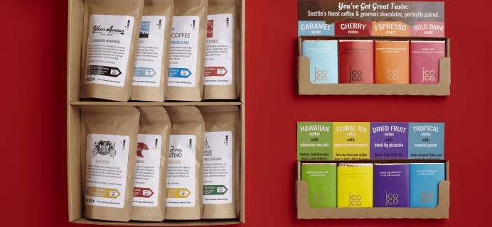 Bean Box Coffee Black Friday Sale: 20% off $60 Orders!