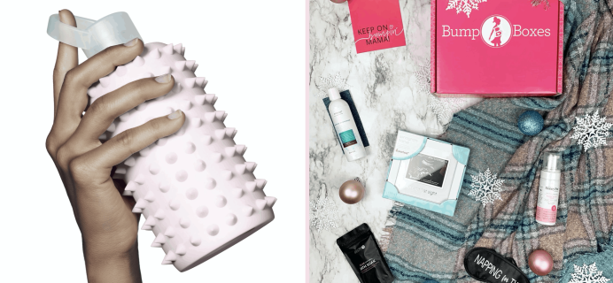 Bump Boxes Cyber Monday Deal: Get 50% off your first box, PLUS a free BKR water bottle!