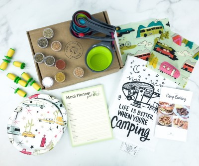 Out of the Box Camping Cyber Monday Deal: Save 40% on a subscription to camp in style!