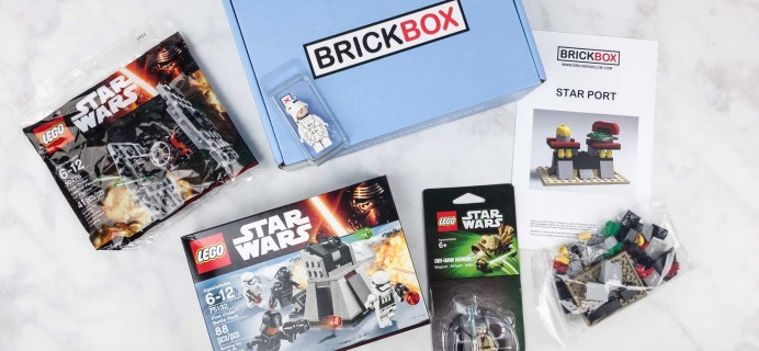 BrickBox Cyber Monday 2019 Coupon: Save Up To 15% Off!