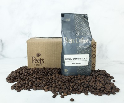 Peet's Coffee Holiday Coupon: Save 20% Off Gift Subscriptions!