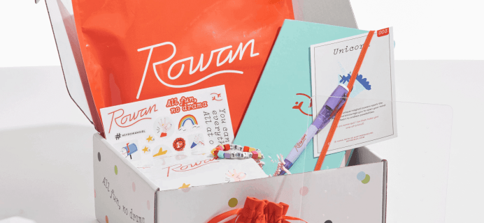 Rowan Earrings Cyber Week Deal: Get FREE Mystery Bracelet With First Box!