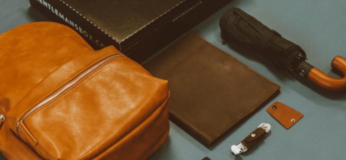 Gentleman's Box Coupon: Get $10 Off!