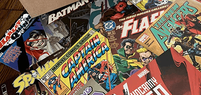 The Comic Garage Cyber Monday Deal: Save 35% on your first month!