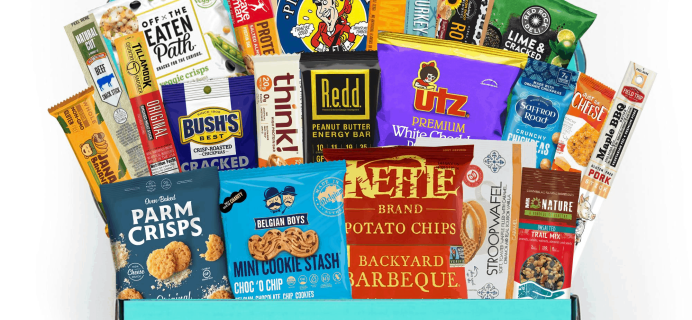 SnackNation Cyber Monday Deal: Save 40% on your first month!